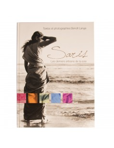 """Book """"Saris, the last of The artisans of the silk"""""""